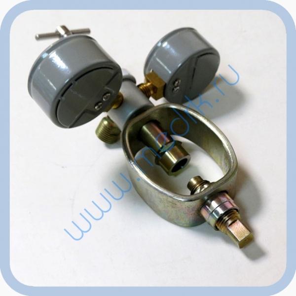 Редуктор для газопламенной обработки БАО-5 (ацетилен)  Вид 6