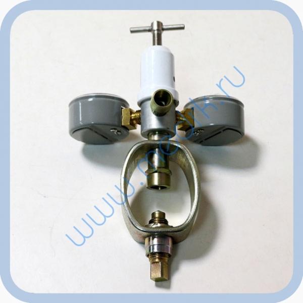 Редуктор для газопламенной обработки БАО-5 (ацетилен)  Вид 7