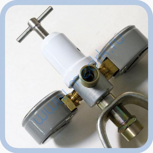 Редуктор для газопламенной обработки БАО-5 (ацетилен)  Вид 9