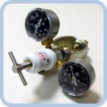 Редуктор для газопламенной обработки БАО-5 (ацетилен)
