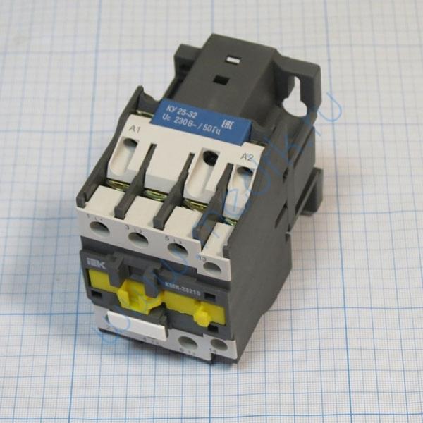 Контактор КМИ-23210 32A 230В/АС-3 1НО для АЭ-25  Вид 1