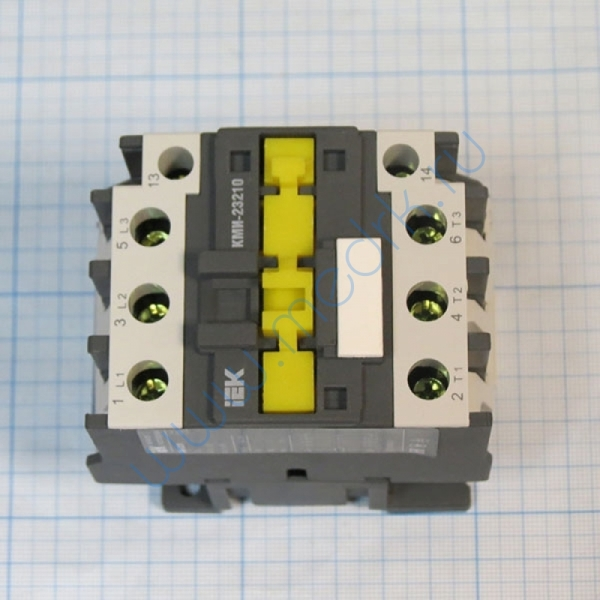 Контактор КМИ-23210 32A 230В/АС-3 1НО для АЭ-25  Вид 5