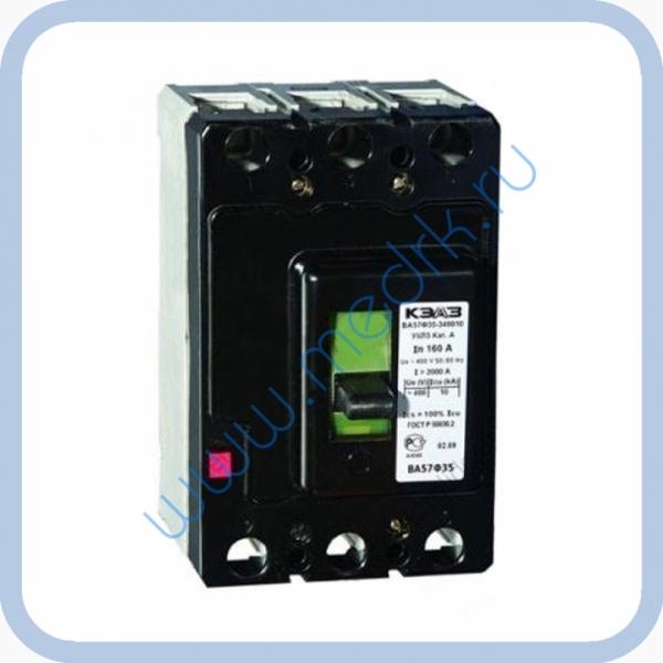 Выключатель ВА57-35-340010-20 УХЛ3Б, 100А, для ДЭ-60, ГП-400