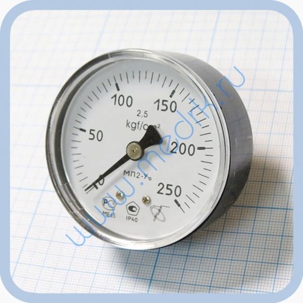 Манометр МП2-Уф х 250 кгс/см2 ОШ  Вид 2