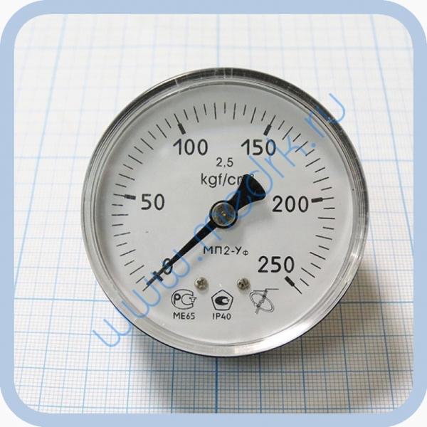Манометр МП2-Уф х 250 кгс/см2 ОШ  Вид 3