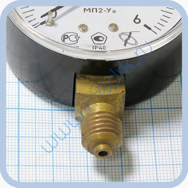 Манометр МП2 УФ х 6 кгс/см2  Вид 5