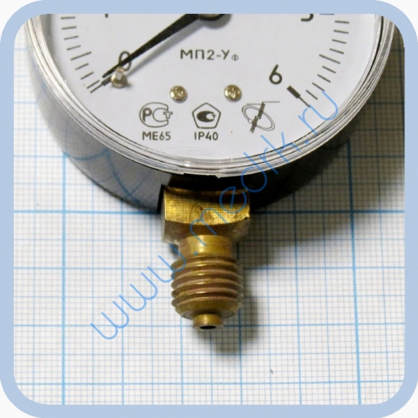 Манометр МП2 УФ х 6 кгс/см2  Вид 8