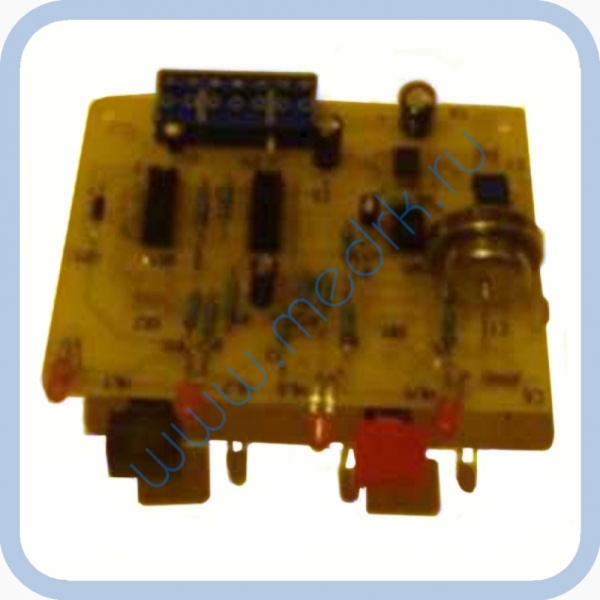Блок электронный (Плата управления) ЦТ 864. 360 для ГК-10-1  Вид 1