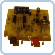 Блок электронный (Плата управления) ЦТ 864. 360 для ГК-10-1