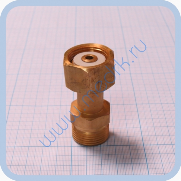 Клапан обратный вентиля коллекторного  Вид 1