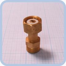 Клапан обратный вентиля коллекторного