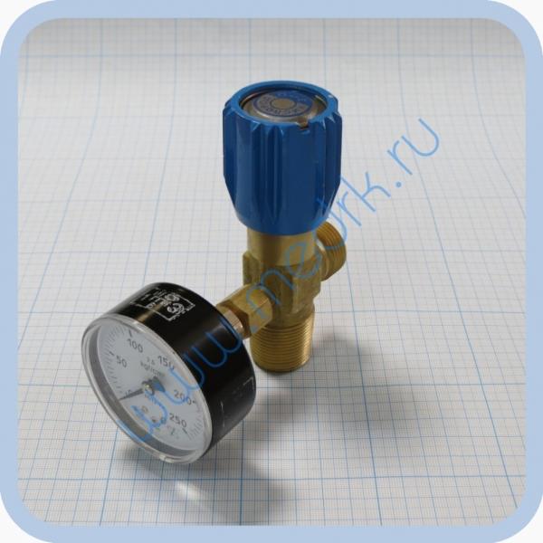 Вентиль кислородный ВК-97М с переходником под манометр  Вид 1