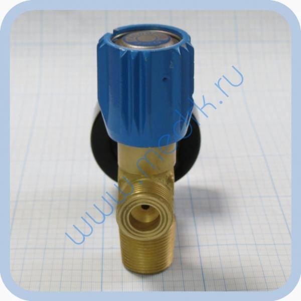 Вентиль кислородный ВК-97М с переходником под манометр  Вид 3