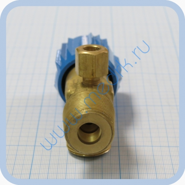 Вентиль кислородный ВК-97М с переходником под манометр  Вид 10