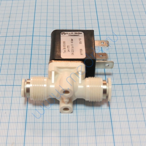 Клапан электромагнитный L18.005.000-SS-S2-E24VDN2.5 для ГК-10-2  Вид 4