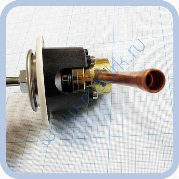 Система клапаная быстроразъемная СКБ-1 (К) под пайку (кислород)