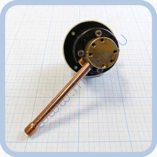 Система клапаная быстроразъемная СКБ-1 (К) под пайку (кислород)  Вид 1