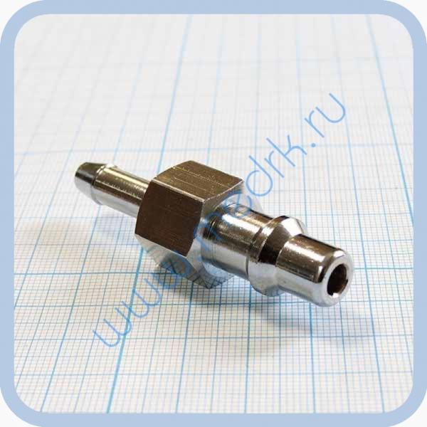 Система клапаная быстроразъемная СКБ-1 (К) под пайку (кислород)  Вид 3