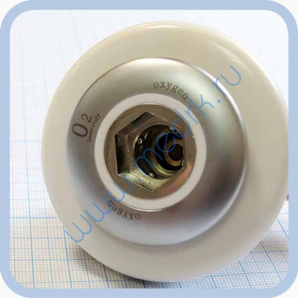 Система клапаная быстроразъемная СКБ-1 (К) под пайку (кислород)  Вид 4