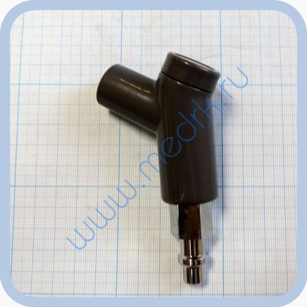 Система клапаная быстроразъемная СКБ-1 (К) под пайку (кислород)  Вид 5