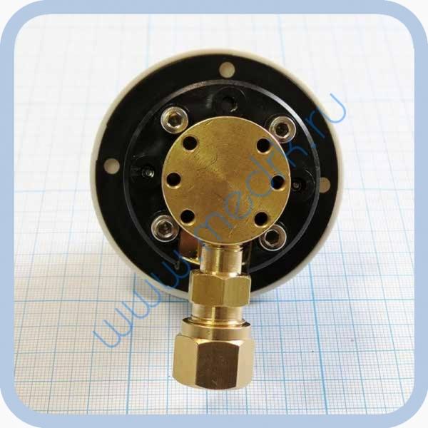 Система клапаная быстроразъемная СКБ-1 (К) под развальцовку (кислород)