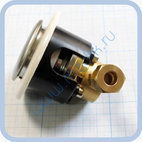 Система клапаная быстроразъемная СКБ-1 (К) под развальцовку (кислород)  Вид 2
