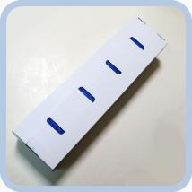 Бахилы в кассете для аппарата NV-компакт