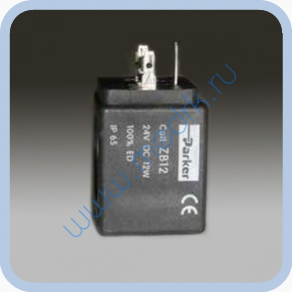 Катушка электромагнитная ZB12 24 В DC для ГК-25  Вид 1