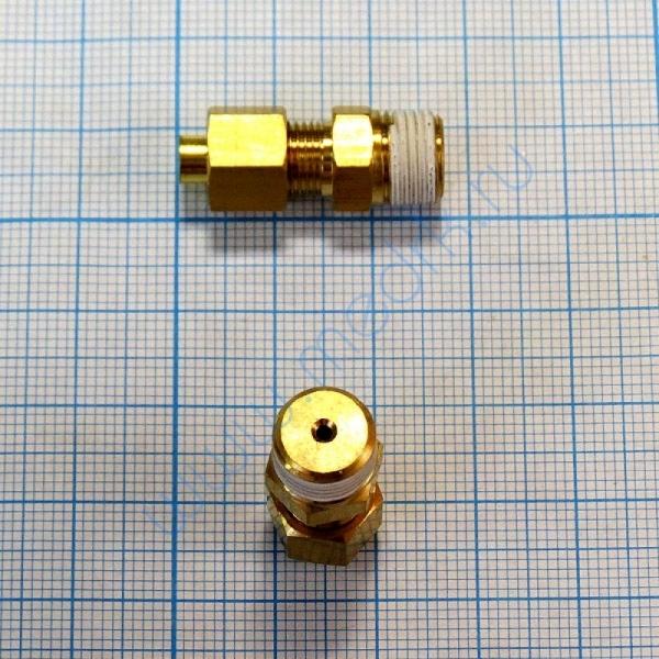 Соединение прямое резьбовое 4R1/8 KFH04B-01S  Вид 3