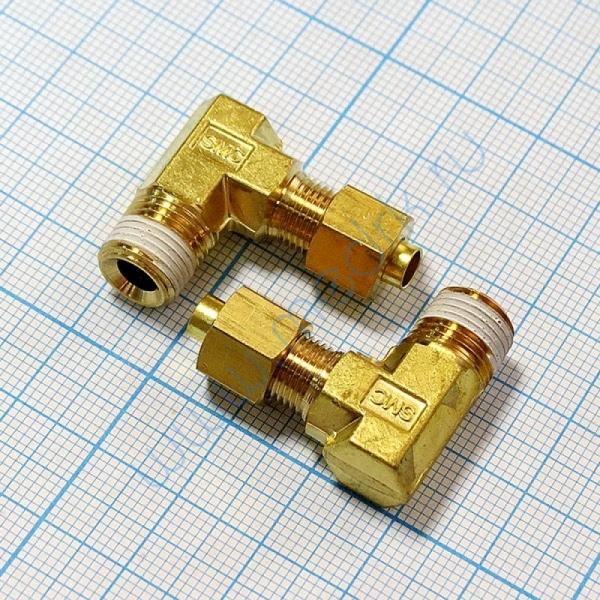 Соединение угловое резьбовое 4R1/8 KFL04B-01S для ГК-100-3  Вид 1