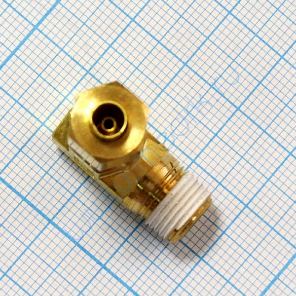 Соединение угловое резьбовое 4R1/8 KFL04B-01S для ГК-100-3  Вид 3