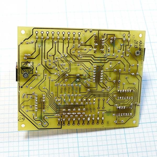 Плата парогенератора ГК100 4.09.600-10  Вид 3
