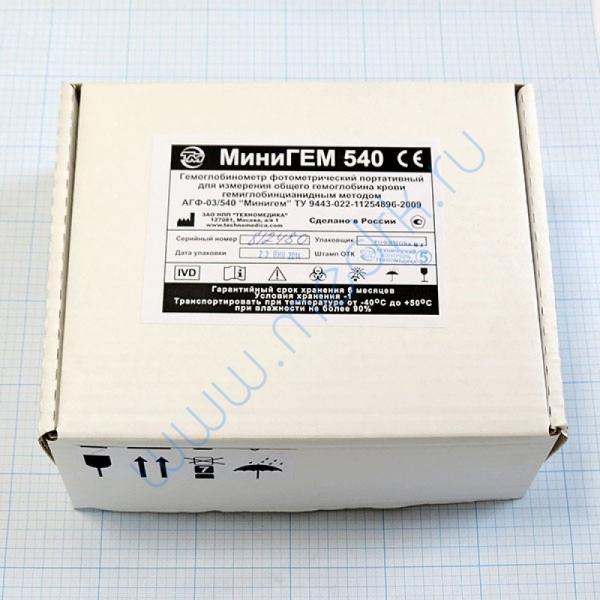 Гемоглобинометр фотометрический портативный МиниГЕМ-540  Вид 2