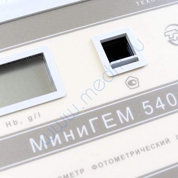 Гемоглобинометр фотометрический портативный МиниГЕМ-540  Вид 4