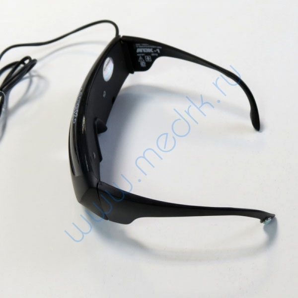Аппарат АПЭК-1 (очки излучения)  Вид 2