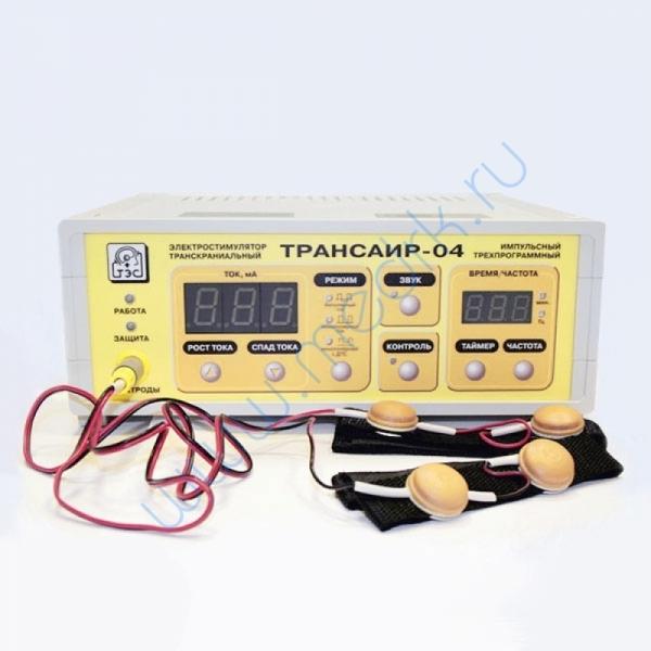 Электростимулятор Трансаир-04 транскраниальный импульсный  Вид 2