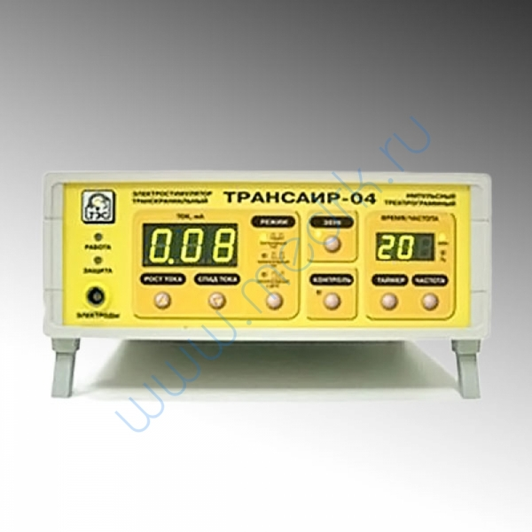 Электростимулятор Трансаир-04 транскраниальный импульсный  Вид 1