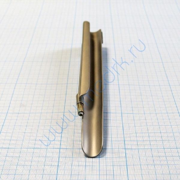 Клинок ларингоскопический KaWe Miller (Миллер) прямой №4  Вид 4