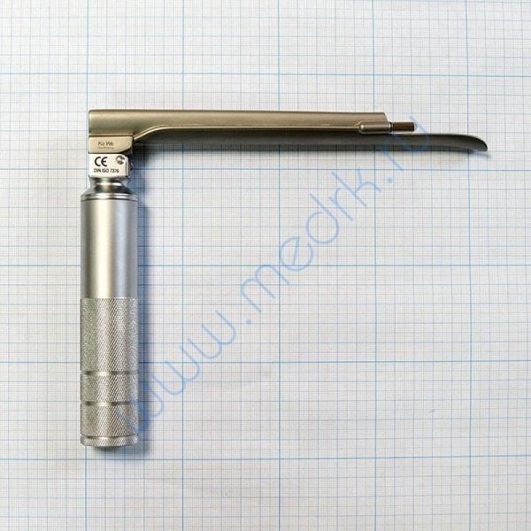 Клинок ларингоскопический KaWe Miller (Миллер) прямой №4  Вид 6
