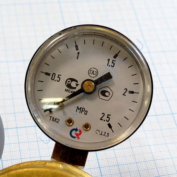 Редуктор БАЗО-50-4 (баллонный для азота)  Вид 11