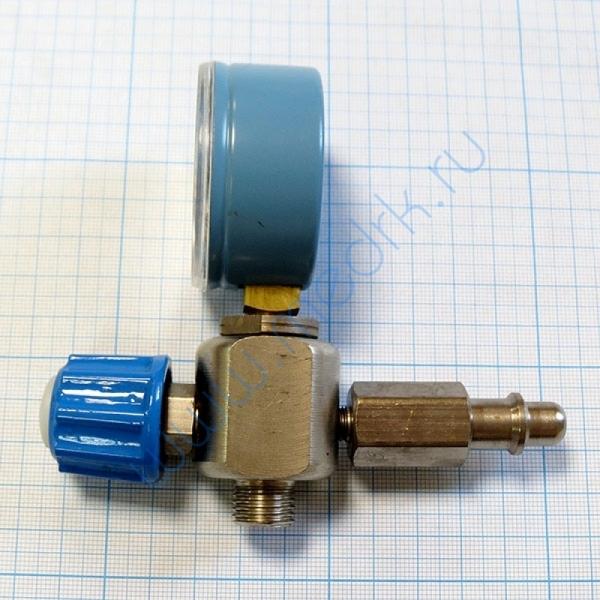 Клапан запорный К-2413-10 (РРК-30М) со штекером DIN  Вид 2