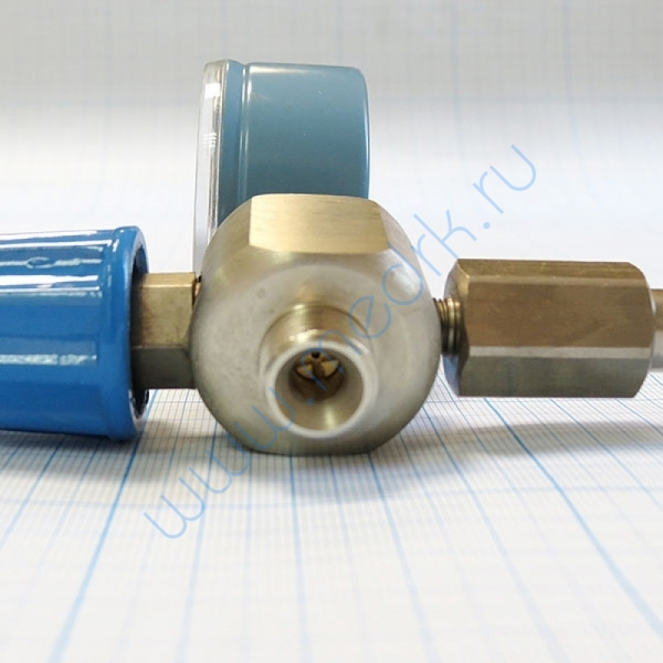 Клапан запорный К-2413-10 (РРК-30М) со штекером DIN  Вид 6