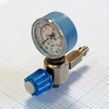 Клапан запорный К-2413-10 (РРК-30М) со штекером DIN