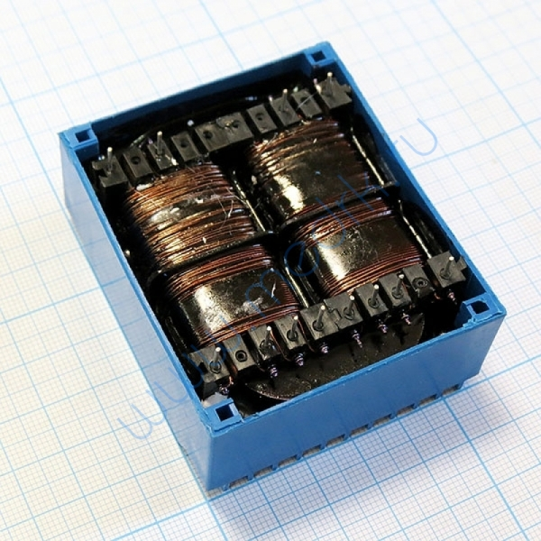 Трансформатор ТП 15 для облучателей Дезар  Вид 3