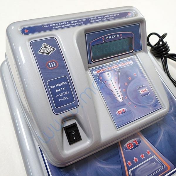 Весы ВМЭН-200 медицинские электронные  Вид 4