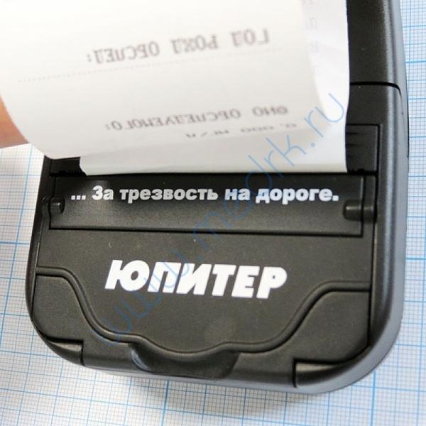 Алкотестер АЛКОТЕКТОР Юпитер-К с принтером  Вид 11