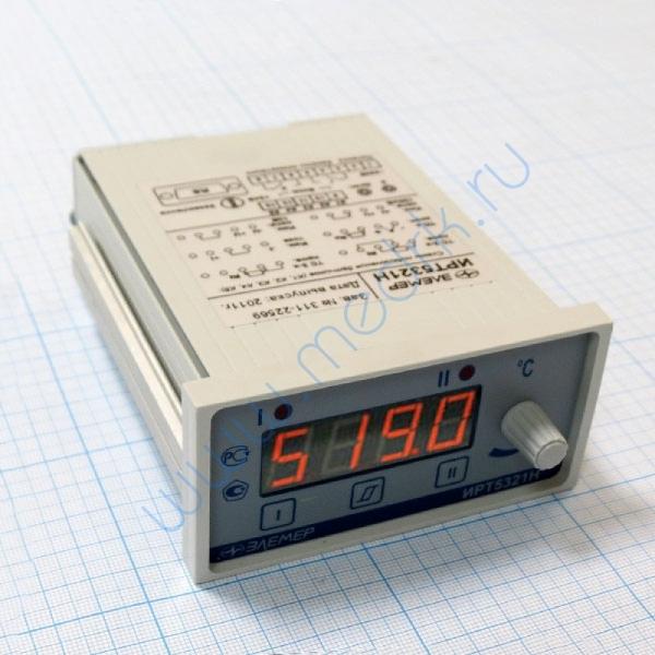 Измеритель-регулятор ИРТ5321-(-100П)-L-50...+200 град. С-12-К  Вид 1