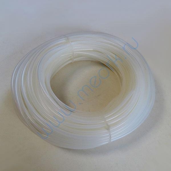 Трубка силиконовая медицинская 5х1,5 мм  Вид 1