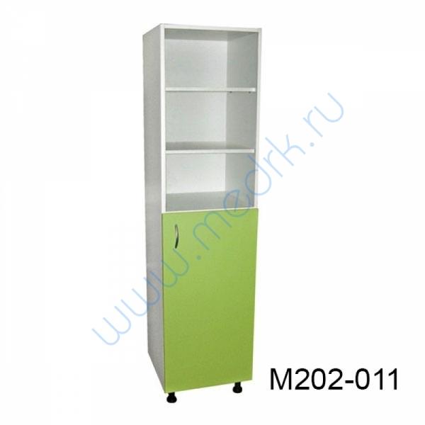 Шкаф медицинский М202 одностворчатый с дверцей