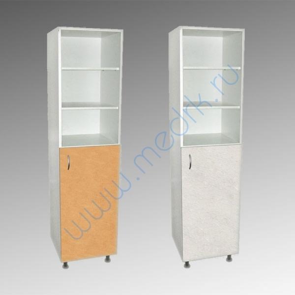 Шкаф медицинский М202 одностворчатый с дверцей  Вид 4